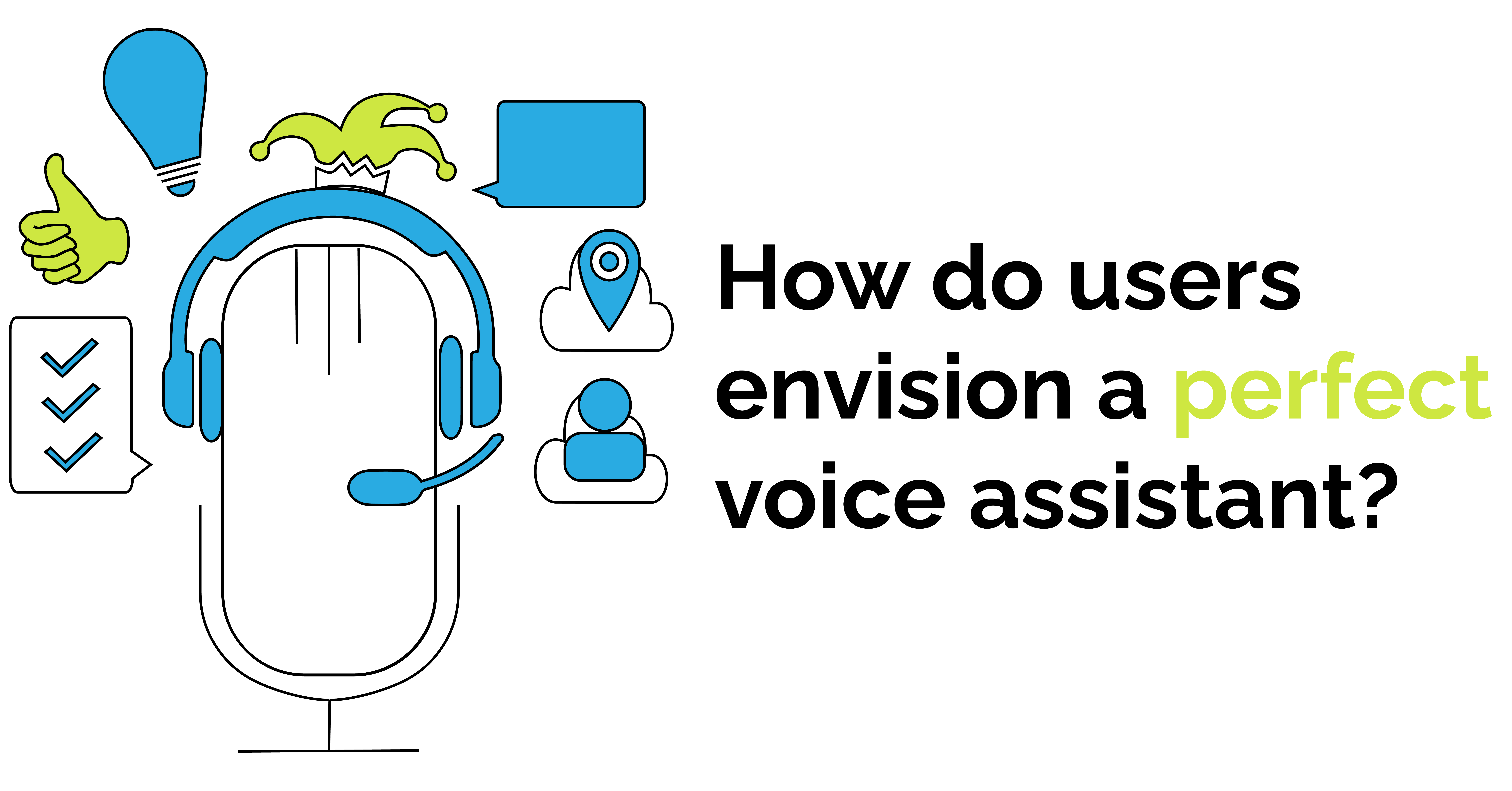 Eliciting and Analysing Users' Envisioned Dialogues with Perfect Voice Assistants