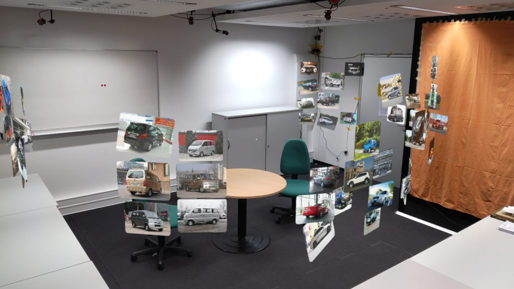 Investigating Document Layout and Placement Strategies for Collaborative Sensemaking in Augmented Reality