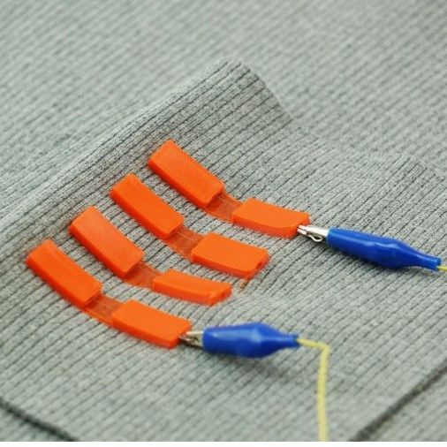 ClothTiles: Fabricating Customized Actuators on Textiles using 3D Printing and Shape-Memory Alloys